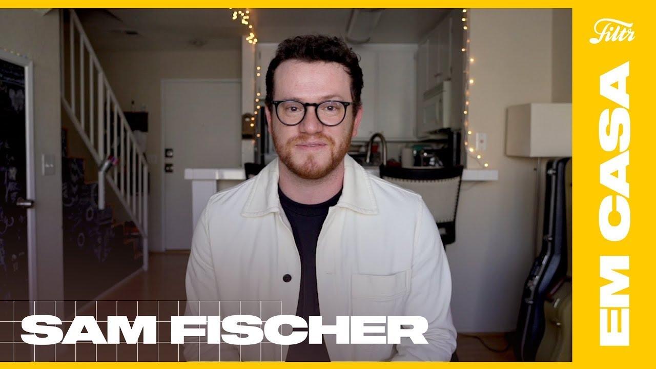 SAM FISCHER - This City (Versão Acústica) | Filtr Em Casa