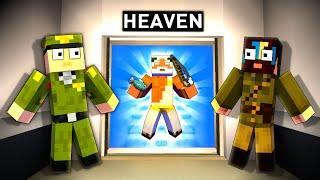 GOD IN OUR ELEVATOR?! - Break - #1 (Minecraft 1.13 Adventure Map)