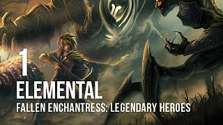 Let's Play Elemental - Fallen Enchantress: Legendary Heroes pt 1