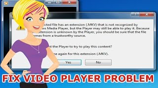 How to Fix Videos not Playing on computer | Play Any Video File Format in Windows Hindi/Urdu