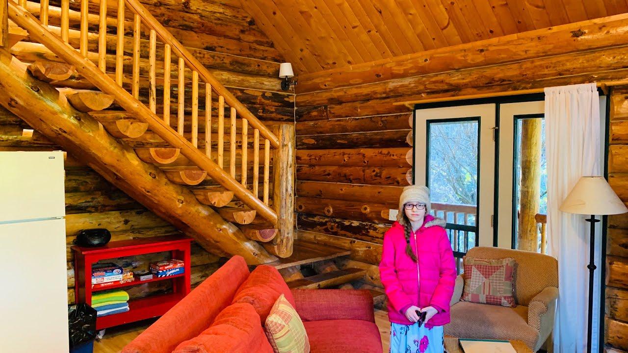 900 Sq Ft Amish Log Cabins Interior Walk Through Part 2