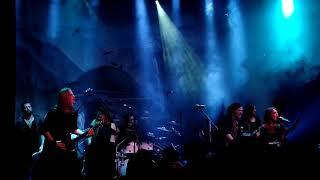 Eluveitie - Breathe - live Sydney Manning Bar 16 May 2019