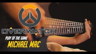 Overwatch - Main Theme & Victory Theme (Guitar Remix)