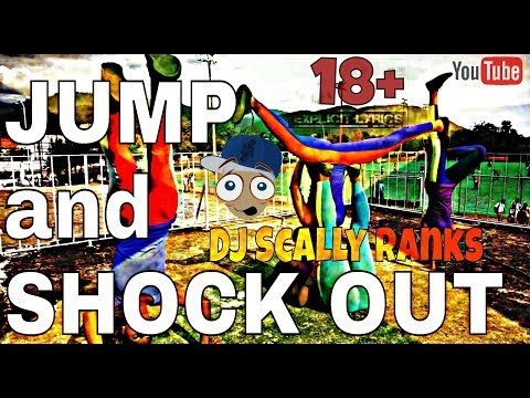 18+ Jump And Shock Out @DuppyArt
