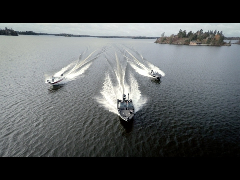 Woodlake Marine - Kenora, ON - Boats and Pontoons From top