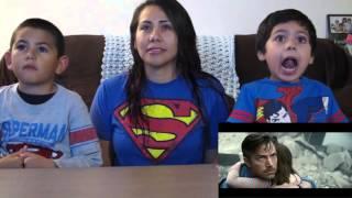 Batman v Superman Dawn of Justice Official Trailer 2 Reaction Cynthia