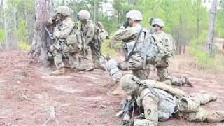2-30 Infantry Battalion Live Fire Exercise w/ 2nd SFAB (3rd BCT Patriot Brigade)