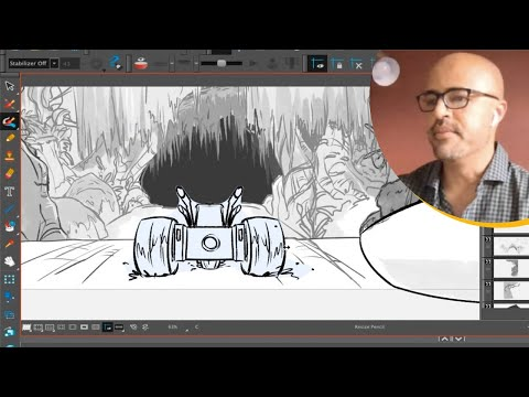 Storyboard Pro 20 Demo: Building a Storyboard (Foundations)