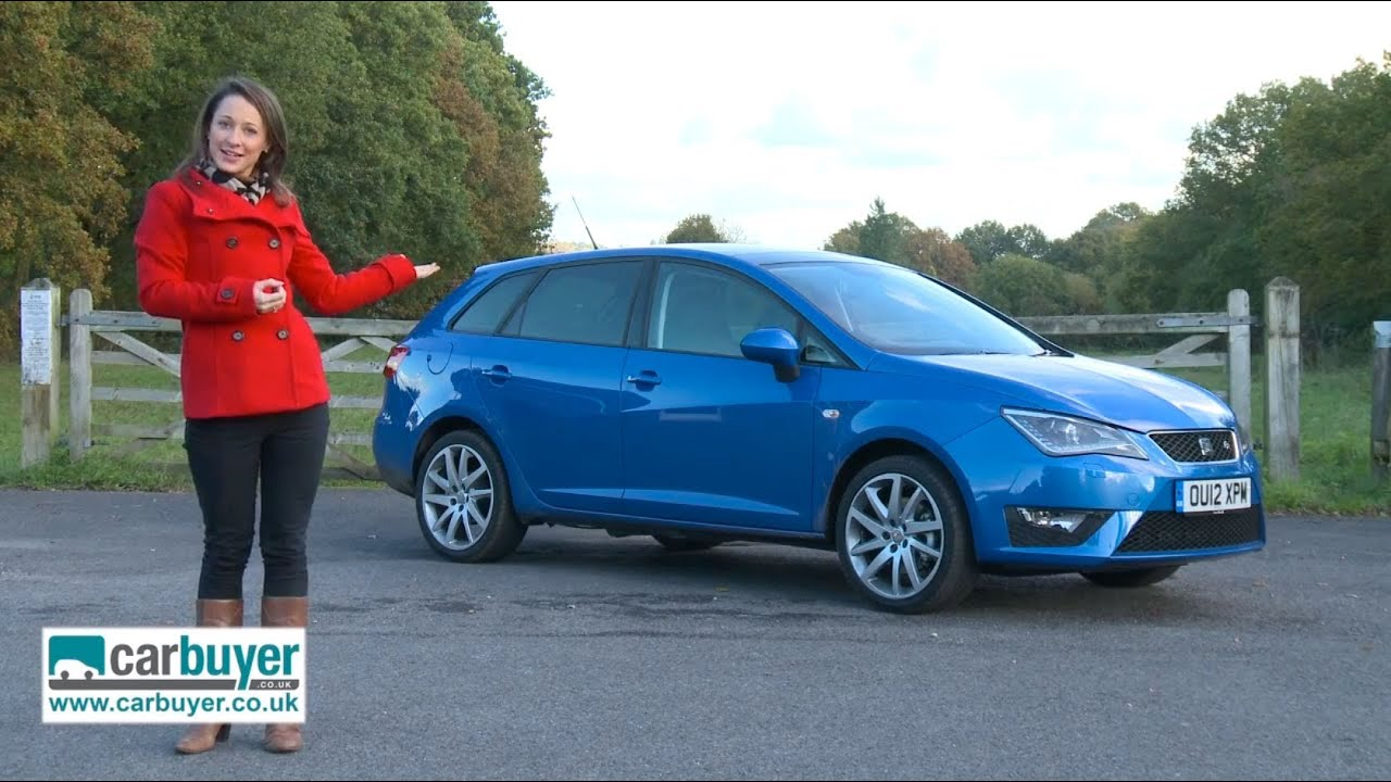seat ibiza st estate review carbuyer youtube. Black Bedroom Furniture Sets. Home Design Ideas