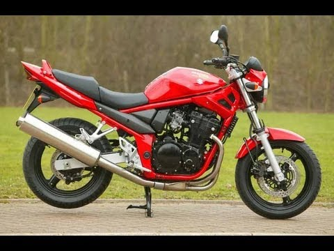 Review 2006 Suzuki Gsf650 K6 Bandit First Impressions Youtube