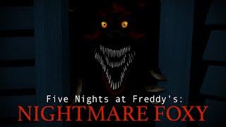 "Video Five Nights at Freddy's: ""Nightmare Foxy"" download MP3, 3GP, MP4, WEBM, AVI, FLV Oktober 2018"