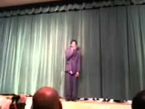 Tatum Adams sings Katy Perry's Firework