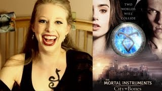 THE MORTAL INSTRUMENTS: CITY OF BONES THEATRICAL TRAILER TALK