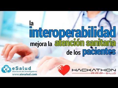 Thumbnail for La #eSalud y la #interoperabilidad en salud en el I Hackathon de salud de España
