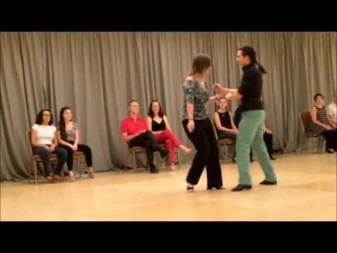 Katie Strzeszewski and Patrick Dement - Philly Swing Classic 2015