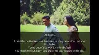 Afgan Knock Me Out Video Lyrics
