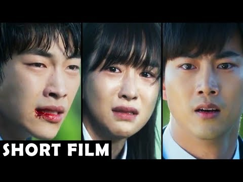 💗 Korean Short Film With Hindi Songs | Bezubaan Korean Mix 💗