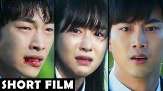 Korean Short Film With Hindi Songs | Korean Hindi Mix | Simmering Senses Mix