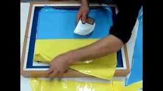 Установка натяжного потолка своими руками(Используемый фирмой «Стелля» (http://stellya.com/) «кулачковый» способ предполагает крепление между двумя полукру..., 2014-12-26T22:02:11.000Z)