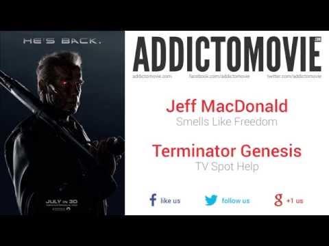 Terminator Genisys - TV Spot Help Music #1 (Jeff MacDonald - Smells Like Freedom)