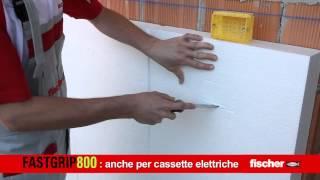 FASTGRIP 800 - L'adesivo per pannelli isolanti