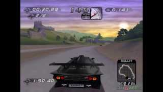 Need for Speed: High Stakes - Gameplay PSX (PS One) HD 720P (Playstation classics)
