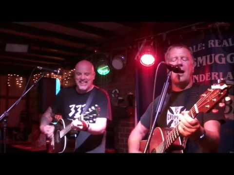 Baz Warne and Dave Taggart Faron Young 19-8-2016