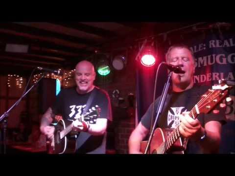 Baz Warne and Dave Taggart Faron Young 19-8-2016