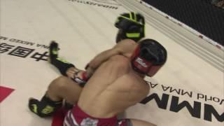 Bo Yuan Chun (China) vs  Omar Nurmagomedov (Russia). Bantamweight