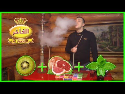Микс с табаком  Al Fakher