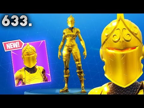 *GOLDEN KNIGHT* NEVER SEEN SKIN..!!! Fortnite Funny WTF Fails and Daily Best Moments Ep.633