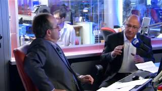 Reinaldo Azevedo entrevista o candidato à presidência da República pelo PSDB, Geraldo Alckmin