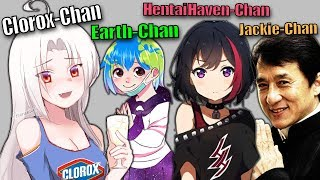 """GIJINKAS"" THE NEW INTERNET SENSATION (Making Everything Moe Anime Girls)"