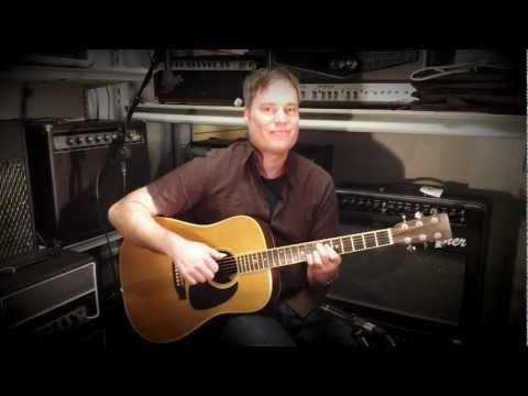 Brad Steine discusses teaching guitar at Music Go Round, Woodbury