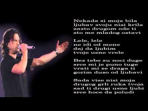 Download Aca Lukas - Ne idi od mene - (Audio - Live 1999)