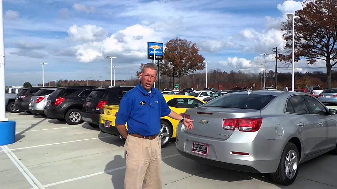 Chuck Thomas Welcomes You To Pat Ou0027brien Chevrolet   YouTube