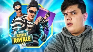NEW SKIN OF THIEF AT FORTNITE ‹ JUAUM ›