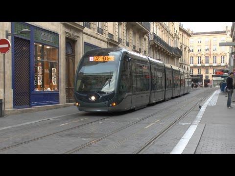 Bordeaux Trams