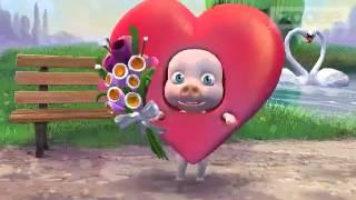 I love you cute video