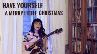 Have yourself a merry little christmas (cover) | CéAnne