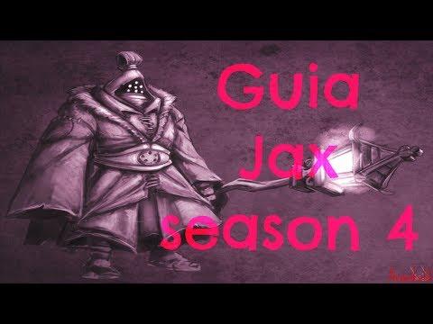 League Of Legends Guia De Jax S4 ¡Sorpresa, He Vuelto!