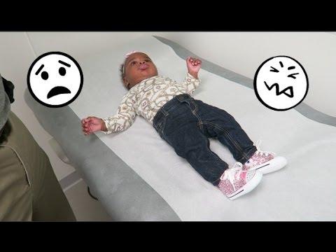 """JAYLA'S SCARY DOCTOR'S APPOINTMENT!"" :( |  VLOG #1180 | #DailyVlog #TwinMom"
