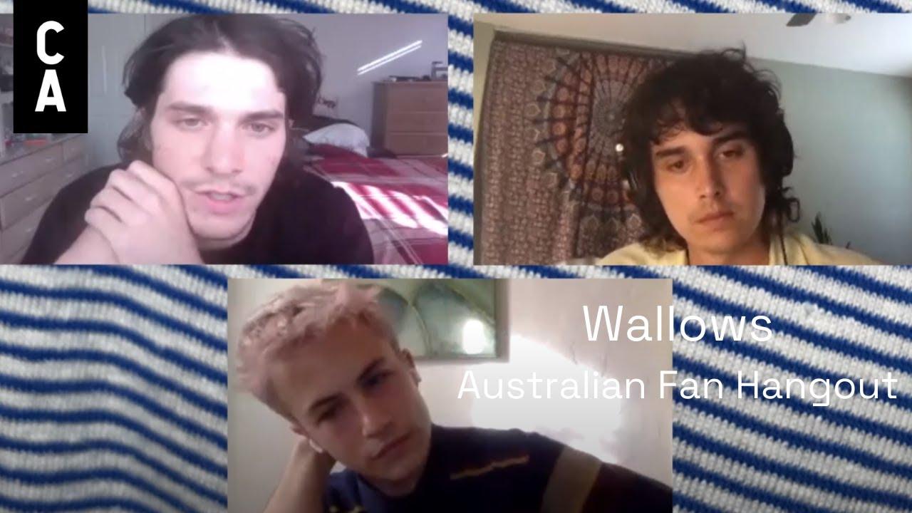 Wallows Australian Fan Hangout | Cool Accidents