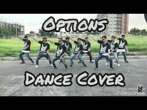 Mastermind Dance Cover 🔥💪🏻 | Options by Pitbull feat. Stephen Marley 👉🏻😎