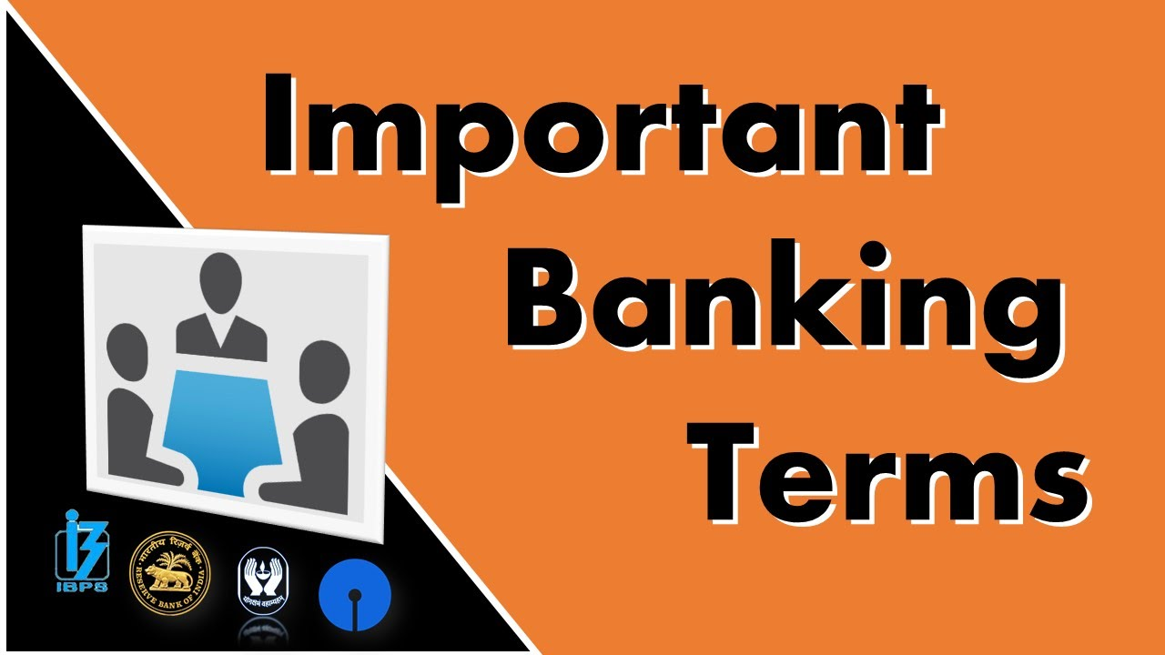 IMPORTANT BANKING TERMS EBOOK
