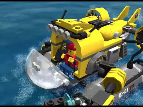 My City Deep Sea Game - LEGO City – Game trailer