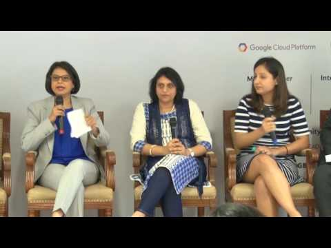 empoWer Mumbai Launch: Panel discussion on Women Entrepreneurship : An Ecosystem Perspective Part 1
