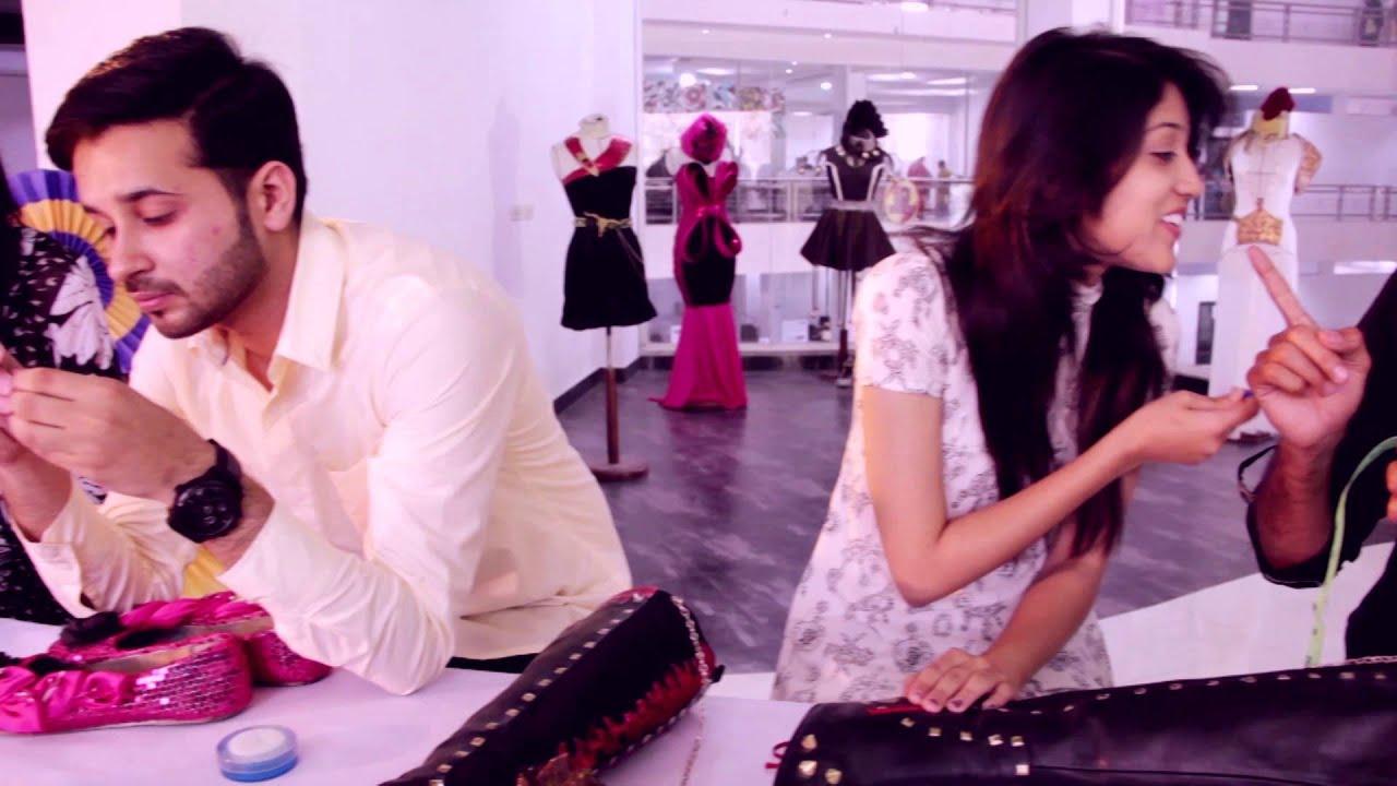 Hajvery University Fashion Designing Tvc Youtube