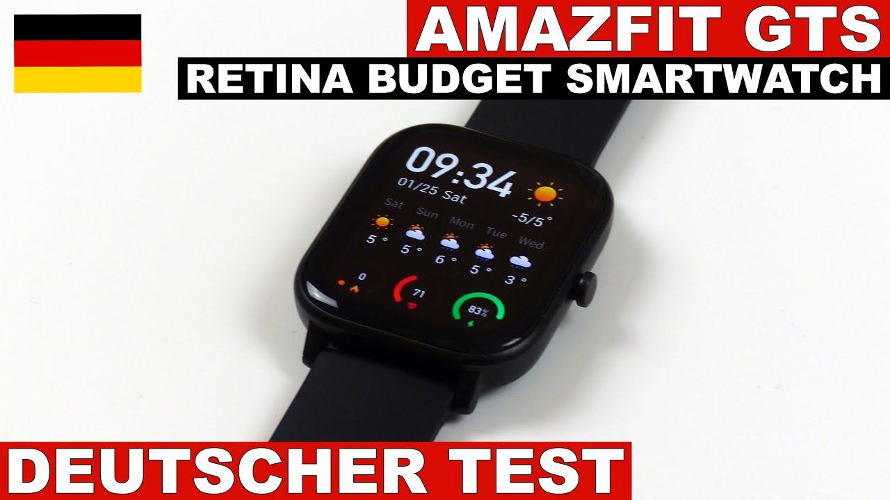 Amazfit Deutsch