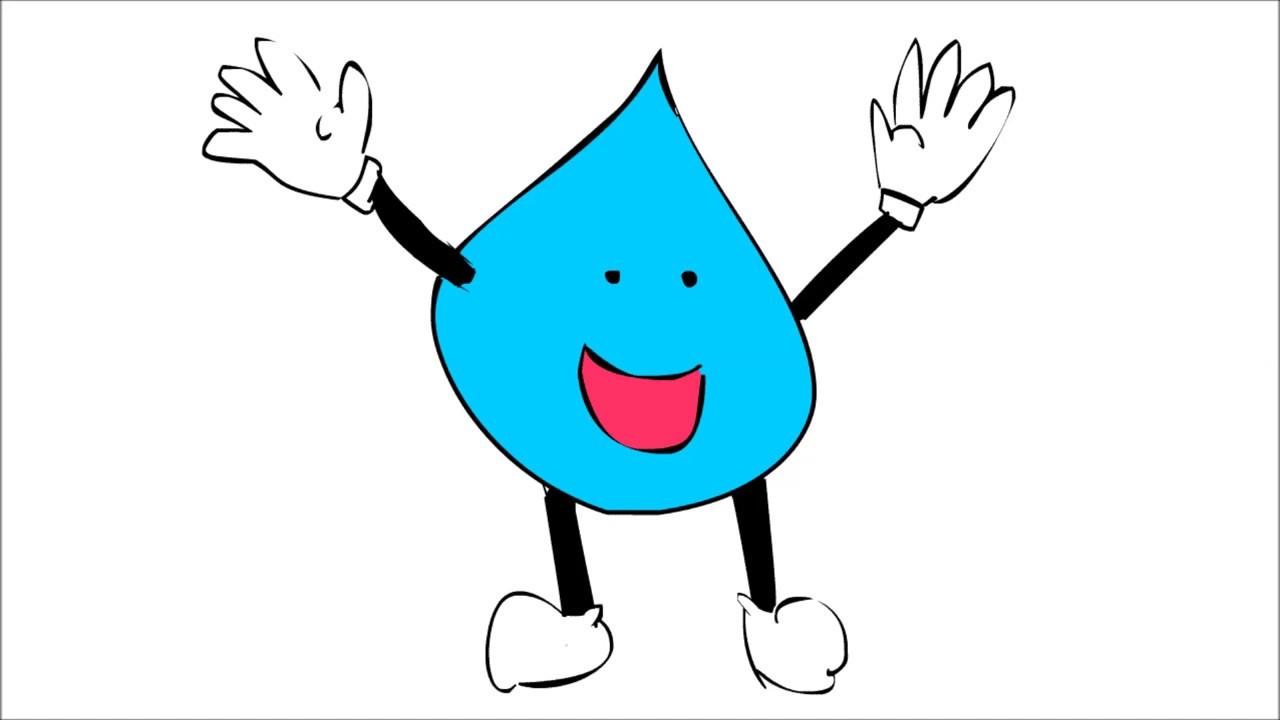 Ciclo del agua para ni os youtube - Chimeneas electricas con vapor de agua ...